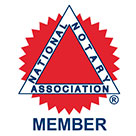 Thumbs Up Notary Association Member